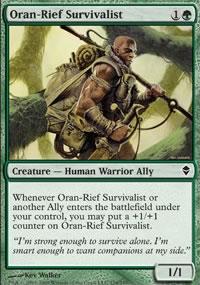 Oran-Rief Survivalist - Zendikar