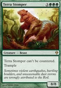 Terra Stomper - Zendikar