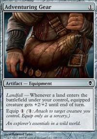 Adventuring Gear - Zendikar