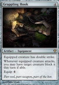 Grappling Hook - Zendikar