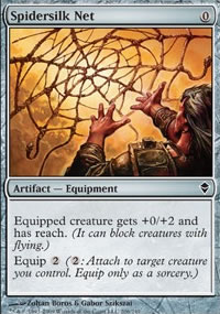 Spidersilk Net - Zendikar