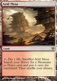 Arid Mesa - Zendikar