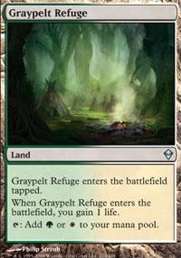 Graypelt Refuge - Zendikar