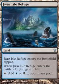 Jwar Isle Refuge - Zendikar
