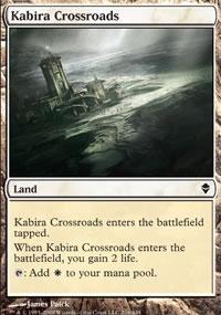 Kabira Crossroads - Zendikar