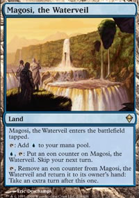 Magosi, the Waterveil - Zendikar