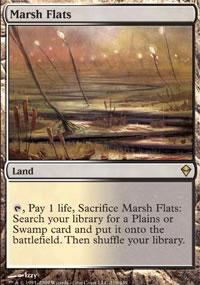 Marsh Flats - Zendikar