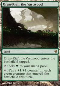 Oran-Rief, the Vastwood - Zendikar