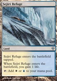 Sejiri Refuge - Zendikar