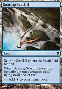 Soaring Seacliff - Zendikar