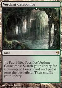 Verdant Catacombs - Zendikar