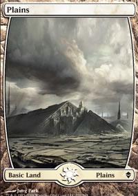Plains 3 - Zendikar