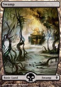 Swamp 5 - Zendikar