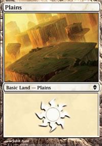 Plains 2 - Zendikar