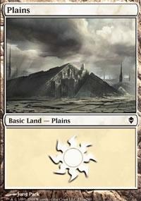 Plains 4 - Zendikar