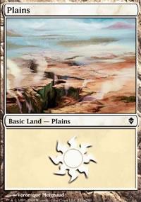 Plains 6 - Zendikar