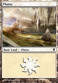 Plains 8 - Zendikar