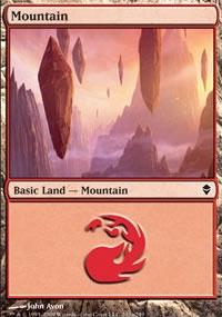Mountain 2 - Zendikar