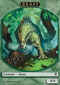 Beast - Zendikar