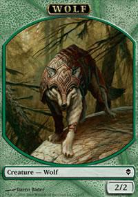 Wolf - Zendikar
