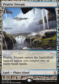 Prairie Stream - Zendikar Expeditions