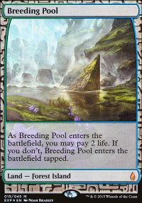 Breeding Pool - Zendikar Expeditions