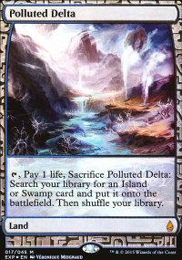 Polluted Delta - Zendikar Expeditions