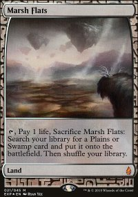 Marsh Flats - Zendikar Expeditions