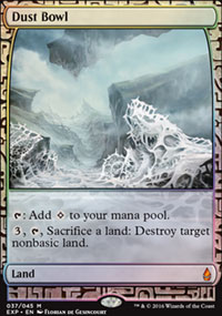 Dust Bowl - Zendikar Expeditions
