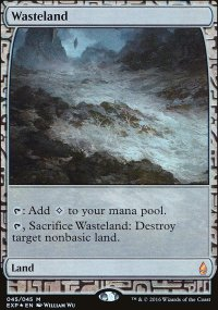 Wasteland - Zendikar Expeditions