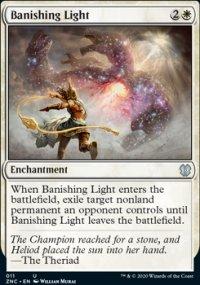 Banishing Light - Zendikar Rising Commander Decks