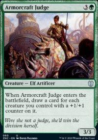 Armorcraft Judge - Zendikar Rising Commander Decks