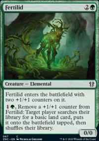 Fertilid - Zendikar Rising Commander Decks