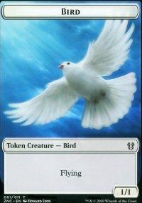 Bird - Zendikar Rising Commander Decks