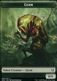 Germ - Zendikar Rising Commander Decks