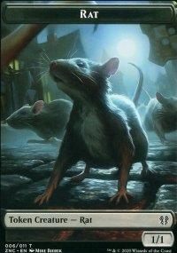 Rat - Zendikar Rising Commander Decks
