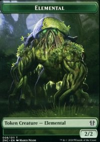 Elemental - Zendikar Rising Commander Decks