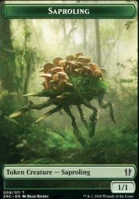 Saproling - Zendikar Rising Commander Decks