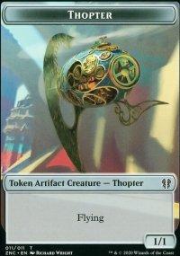 Thopter - Zendikar Rising Commander Decks