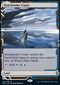 Seachrome Coast - Zendikar Rising Expeditions