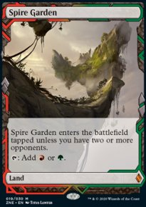Spire Garden - Zendikar Rising Expeditions