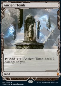 Ancient Tomb - Zendikar Rising Expeditions