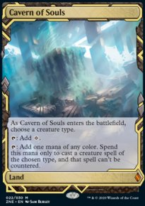 Cavern of Souls - Zendikar Rising Expeditions