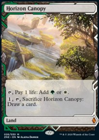 Horizon Canopy - Zendikar Rising Expeditions