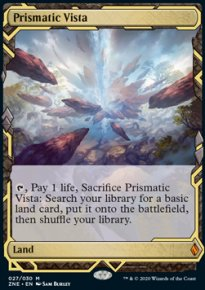 Prismatic Vista - Zendikar Rising Expeditions