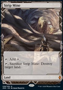 Strip Mine - Zendikar Rising Expeditions