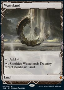 Wasteland - Zendikar Rising Expeditions