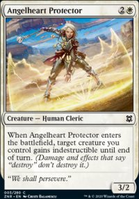 Angelheart Protector - Zendikar Rising