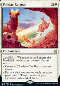 Felidar Retreat 1 - Zendikar Rising