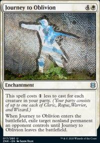 Journey to Oblivion -